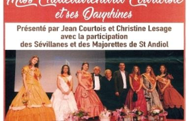 Election de Miss Courtoisie